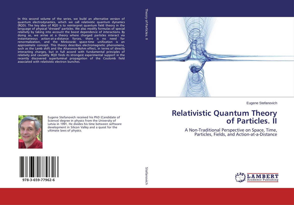 Relativistic Quantum Theory of Particles. II quantum field theory and the standard model