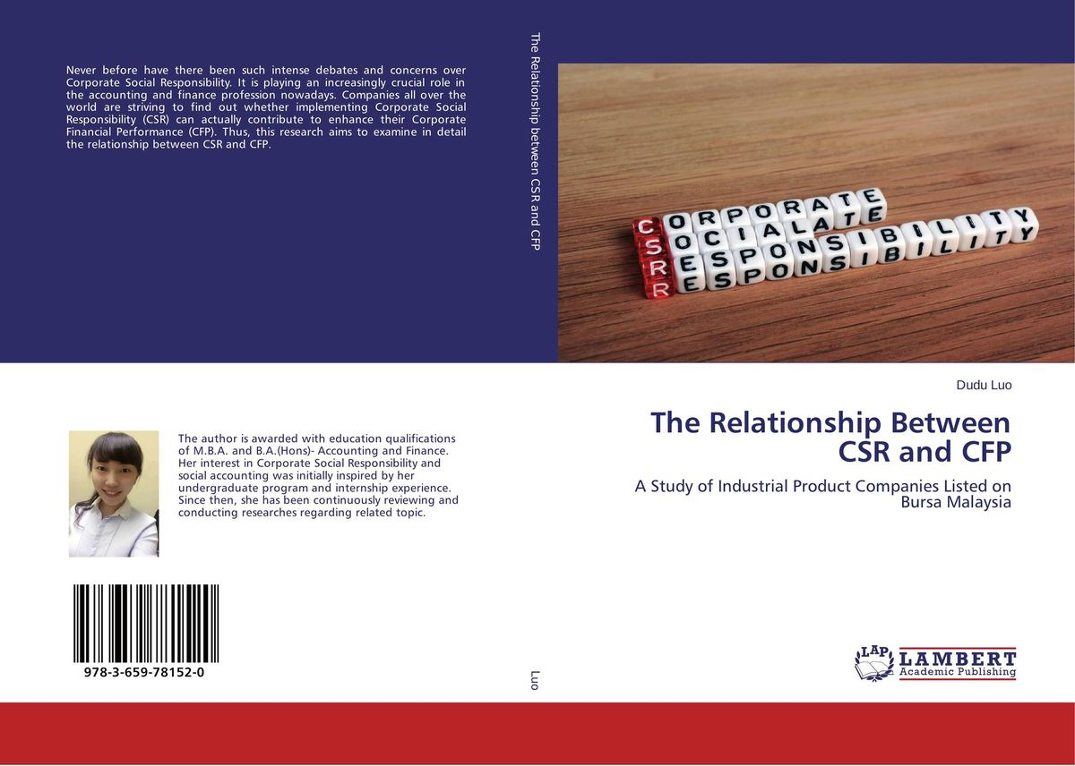 The Relationship Between CSR and CFP cfp board financial planning competency handbook