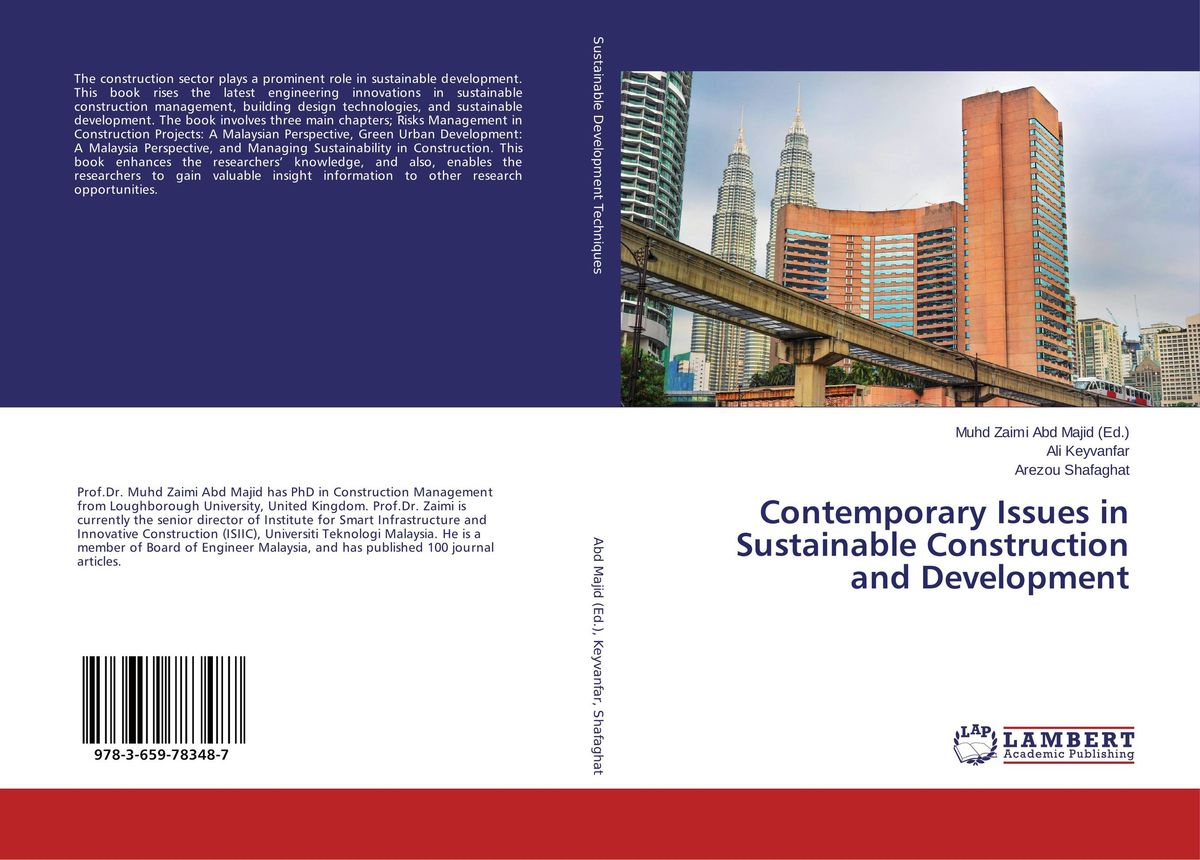 Contemporary Issues in Sustainable Construction and Development managing the store