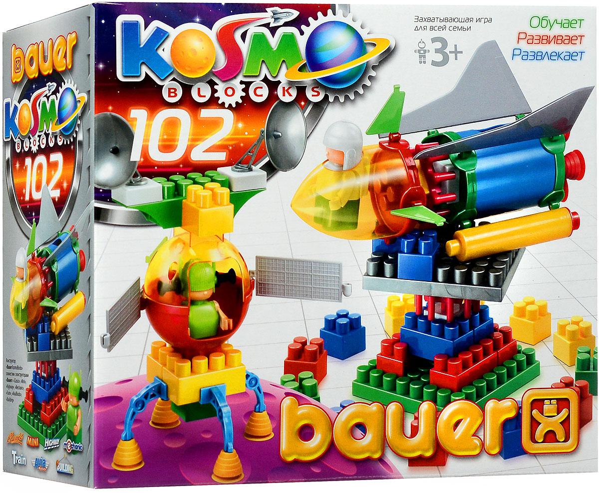 Bauer Конструктор KosmoBlocks 268