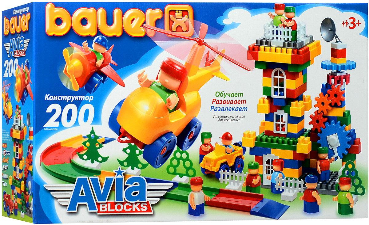 Bauer Конструктор AviaBlocks 246