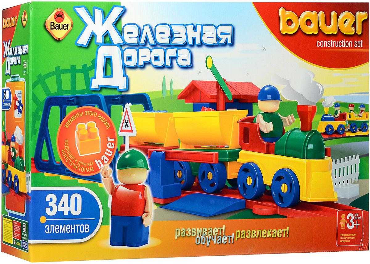 Bauer Конструктор Железная дорога 257