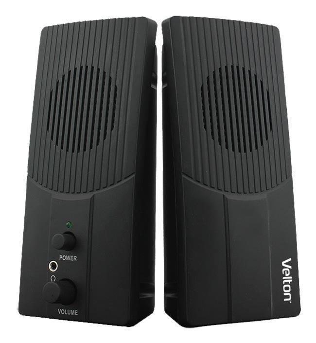 Velton 2.0 VLT-SP209, Black портативная акустическая система