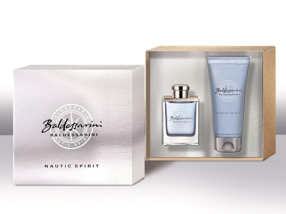 "Baldessarini ""Nautic Spirit"" Подарочный набор: Туалетная вода мужская, 50 мл + гель для душа 200 мл"