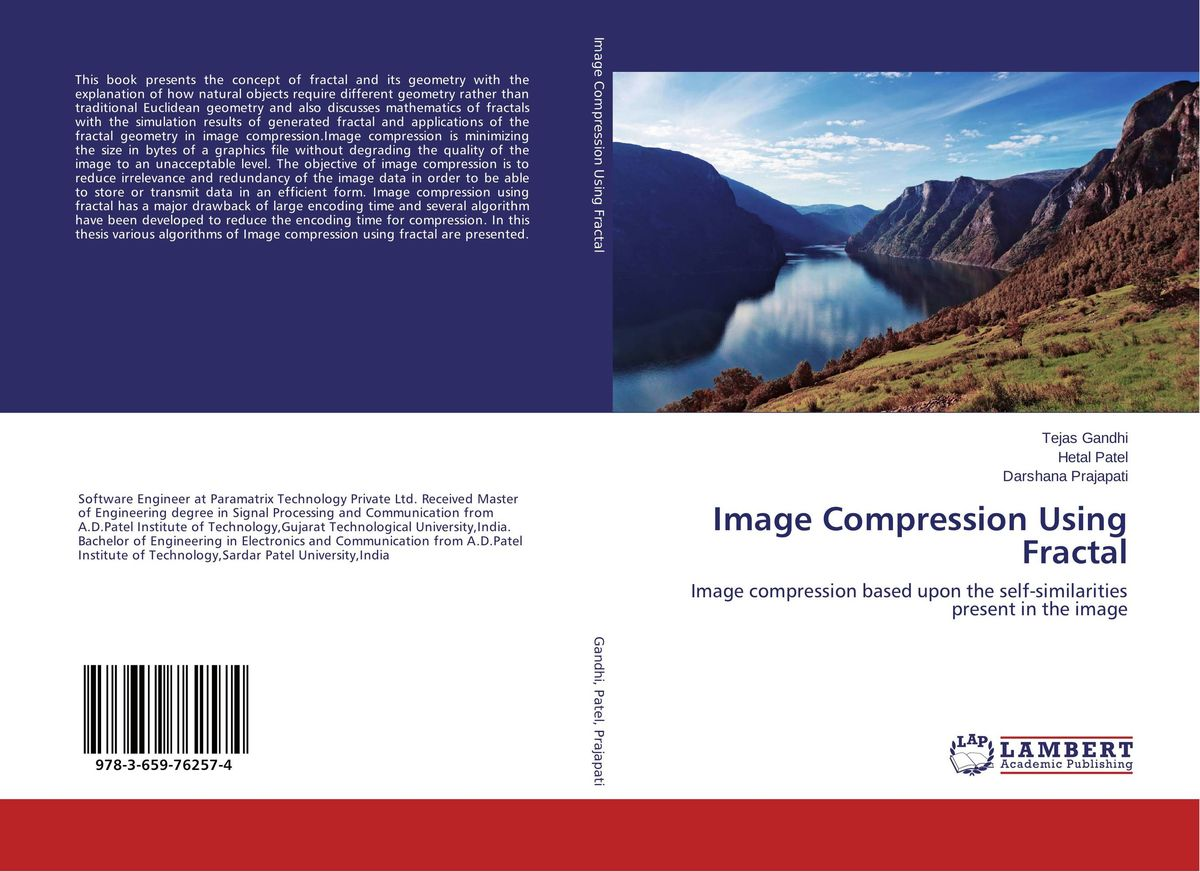 Image Compression Using Fractal nature s fractal geometry