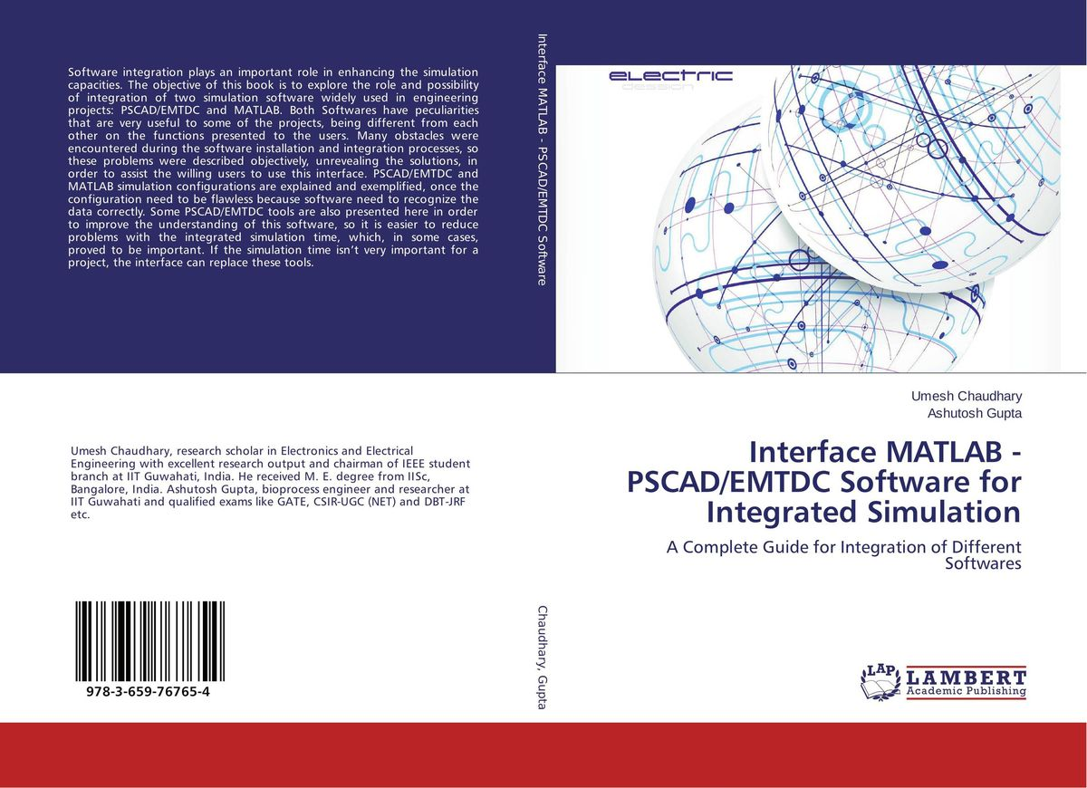 Interface MATLAB - PSCAD/EMTDC Software for Integrated Simulation simulation of atm using elliptic curve cryptography in matlab