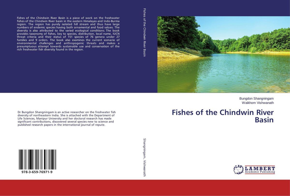 цены Fishes of the Chindwin River Basin