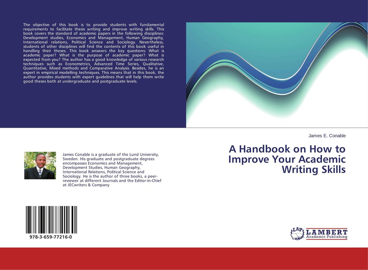 A Handbook on How to Improve Your Academic Writing Skills