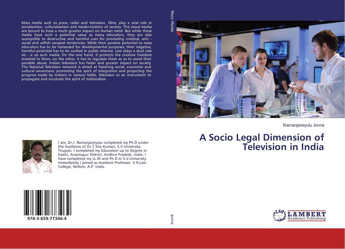 A Socio Legal Dimension of Television in India the role of legal feeling in the criminal legislation