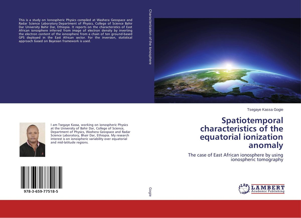 Spatiotemporal characteristics of the equatorial ionization anomaly
