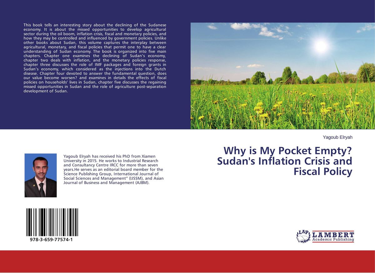 Why is My Pocket Empty? Sudan's Inflation Crisis and Fiscal Policy brown running on empty the furure of the automobile in an oil–short world cloth
