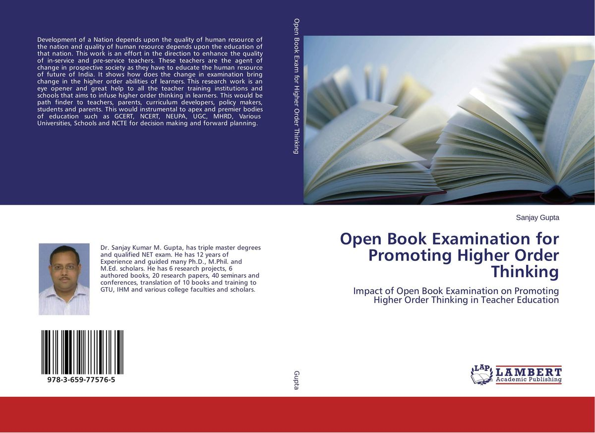 Open Book Examination for Promoting Higher Order Thinking george lucas education nation six leading edges of innovation in our schools