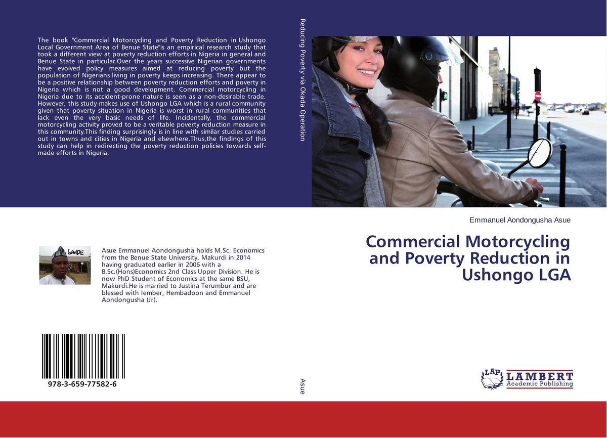Commercial Motorcycling and Poverty Reduction in Ushongo LGA alcohol use among drivers of commercial vehicles in calabar nigeria