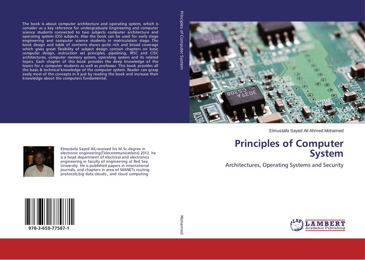 Principles of Computer System introduction to computer system and architecture
