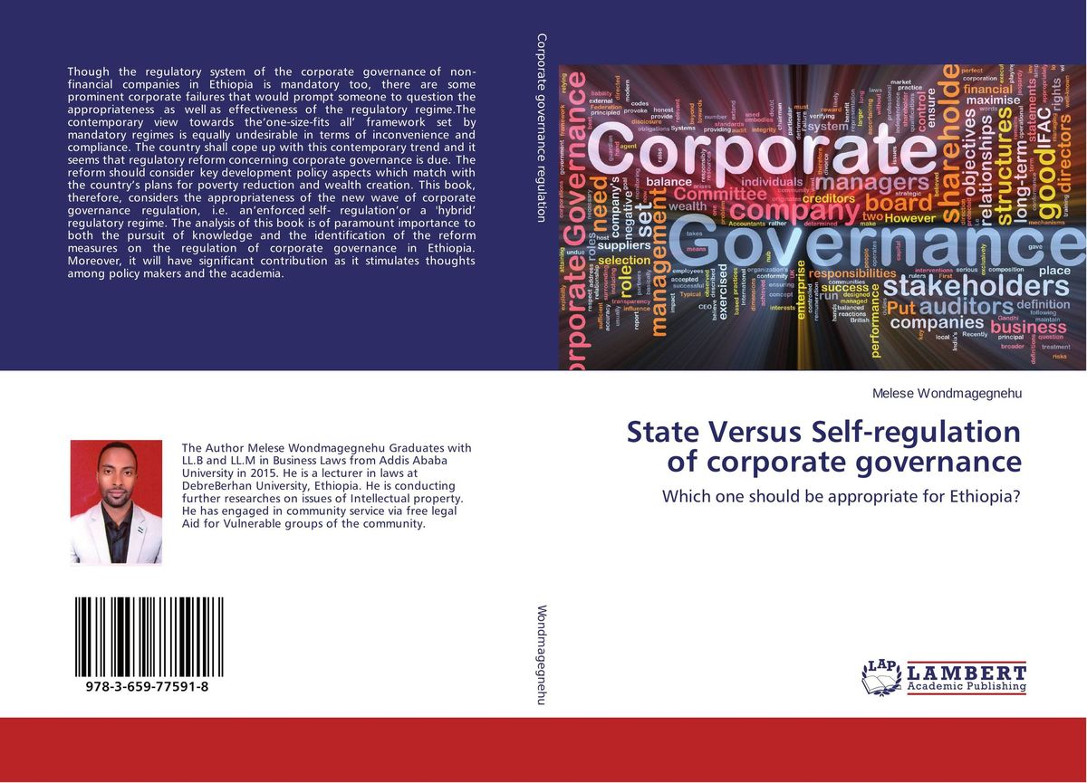 State Versus Self-regulation of corporate governance zulma herrera j corporate governance regulation how poor management is destroying the global economy