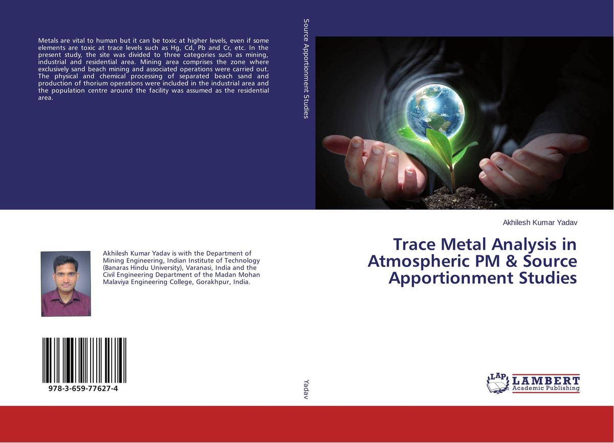 Trace Metal Analysis in Atmospheric PM & Source Apportionment Studies