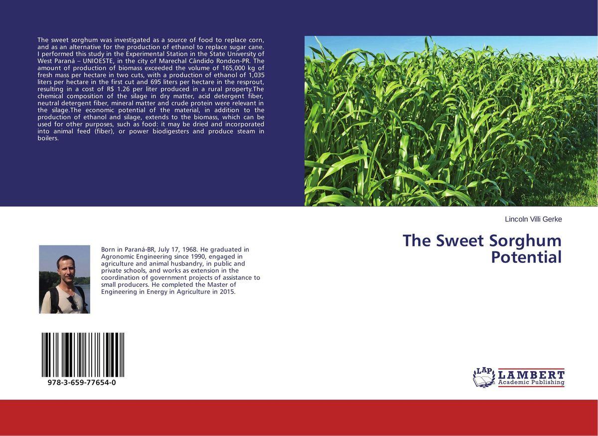 The Sweet Sorghum Potential sadat khattab usama abdul raouf and tsutomu kodaki bio ethanol for future from woody biomass