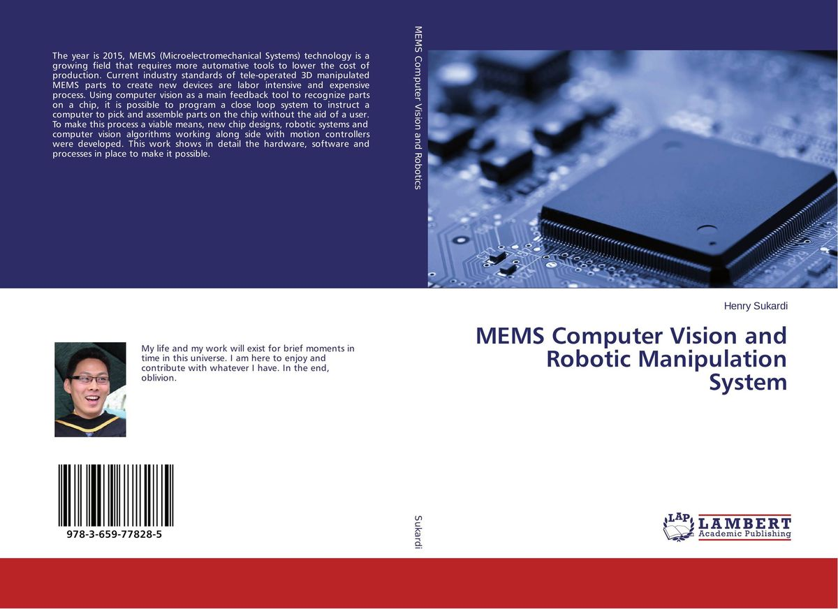 MEMS Computer Vision and Robotic Manipulation System geometric invariance in computer vision
