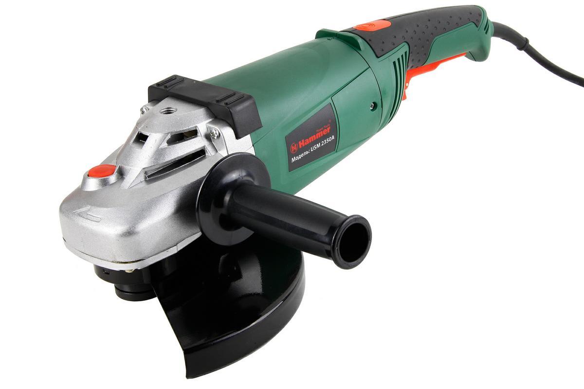 Hammer USM2350A угловая шлифмашина - Электроинструменты