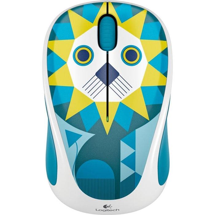 Logitech WirelessMouse M238, Lucas Lion мышь