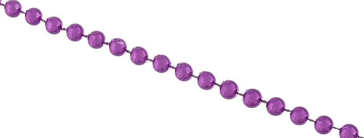 Новогодняя гирлянда Lunten Ranta Градинки, цвет: фиолетовый, длина 2 м новогодняя гирлянда lunten ranta на ленте цвет золотой длина 2 м