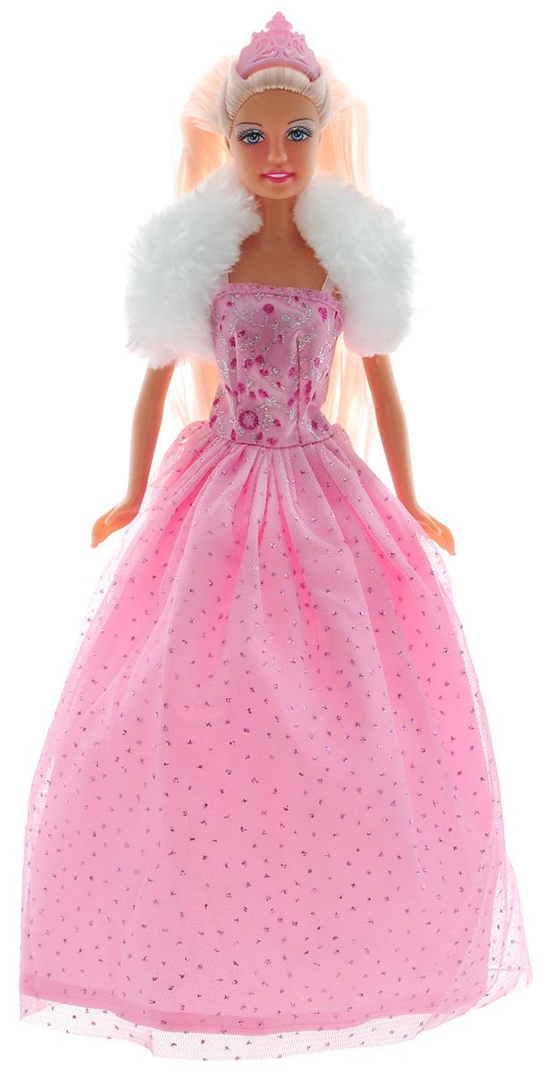 Defa Кукла Lucy цвет платья розовый куклы и одежда для кукол defa lucy кукла с аксессуарами 26 см