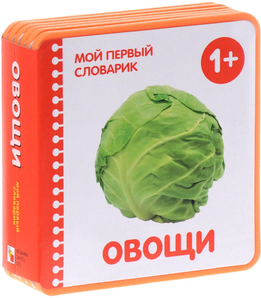 Овощи книга мой первый словарик овощи