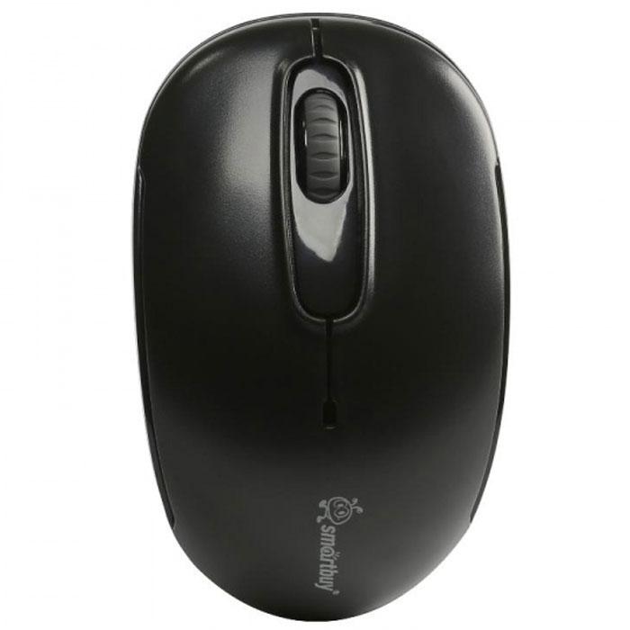 SmartBuy SBM-330AG-K, Black беспроводная мышь - Клавиатуры и мыши