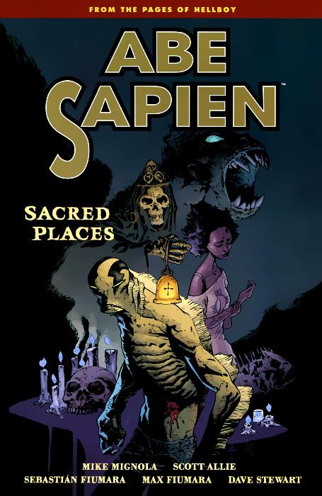 Abe Sapien: Volume 5 abe sapien volume 2 the devil does not jest