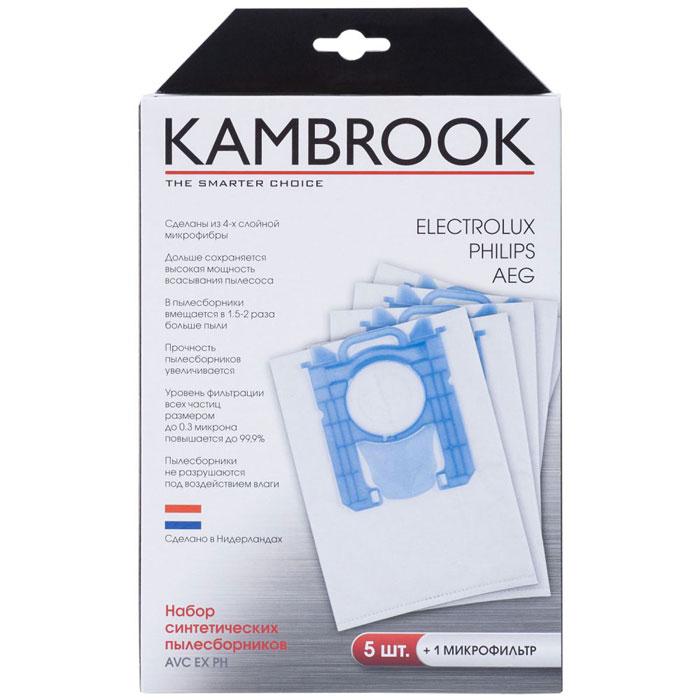 Kambrook AVC EX PH пылесборник набор пылесборников и фильтров для пылесосов kambrook avc sa all