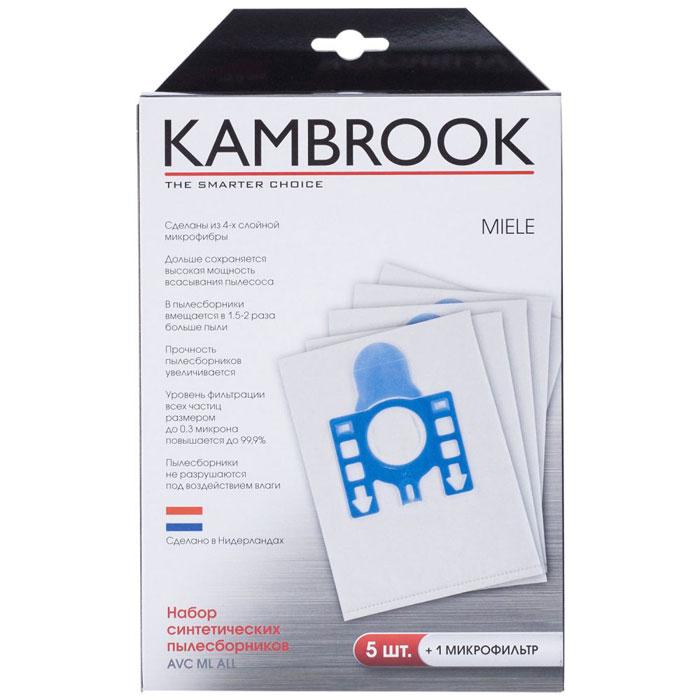 Kambrook AVC ML ALL пылесборник набор пылесборников и фильтров для пылесосов kambrook avc sa all