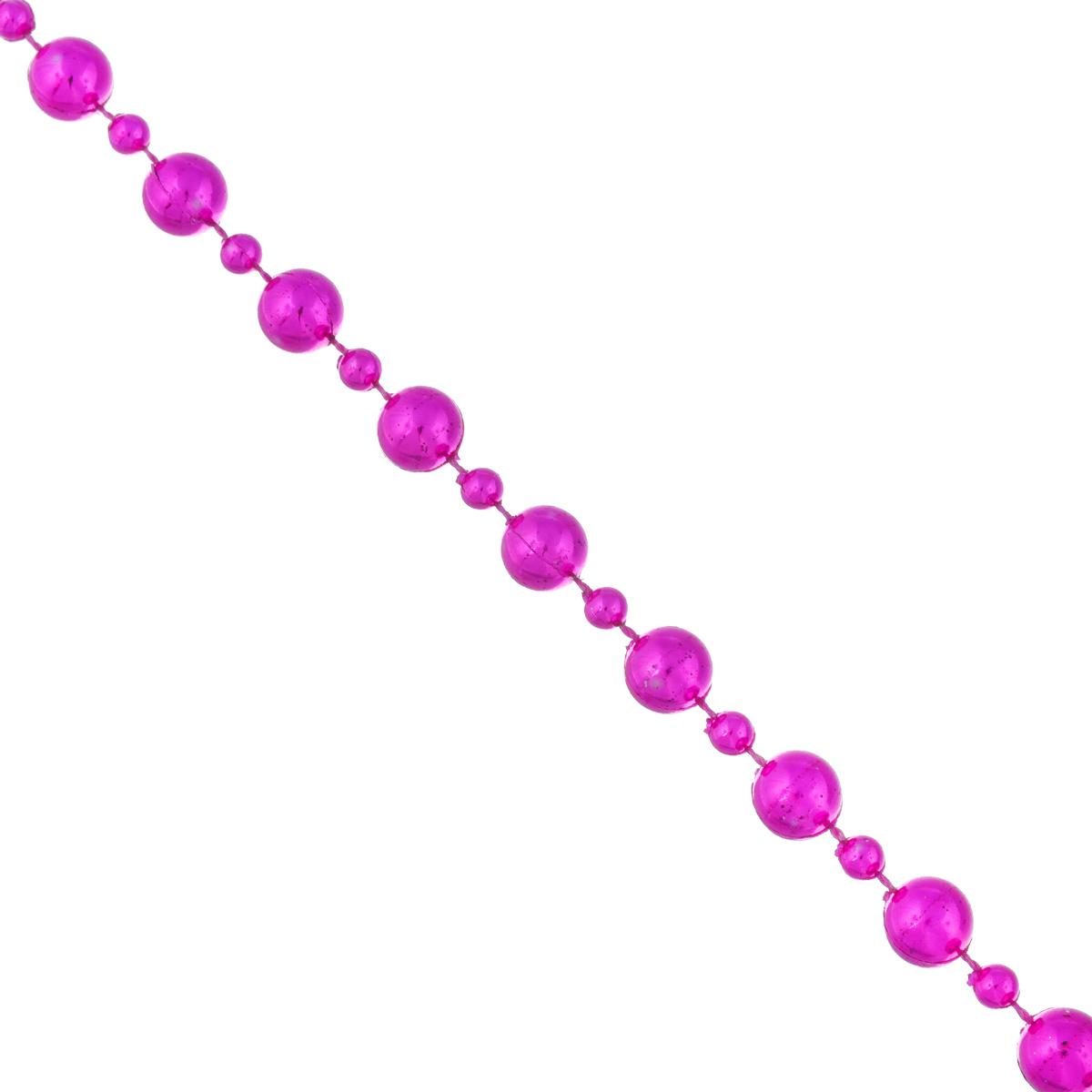 Новогодняя гирлянда Lunten Ranta Сказка, цвет: фуксия, длина 2 м новогодняя гирлянда lunten ranta цвет серебристый длина 2 м 65515
