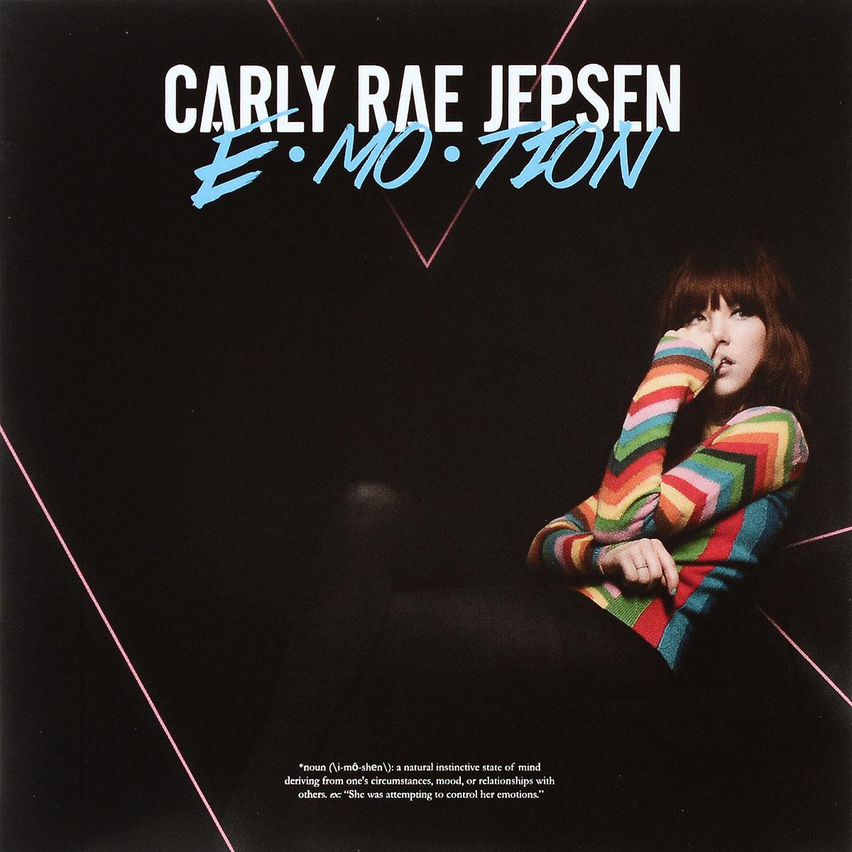 Carly Rae Jepsen. E-Mo-Tion