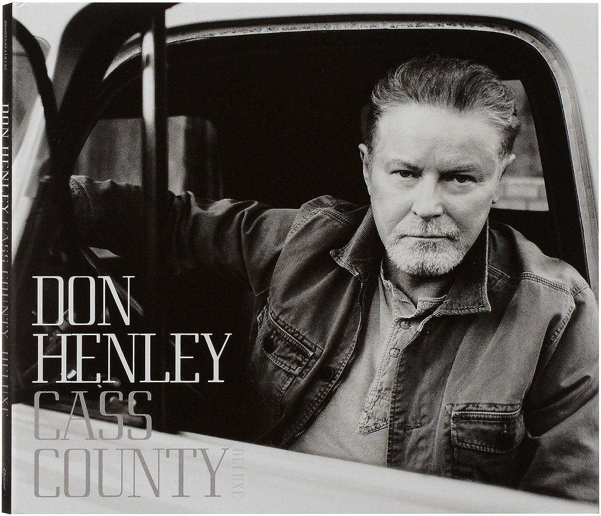 Дон Хенли Don Henley. Cass County. Deluxe дон хенли don henley the very best of