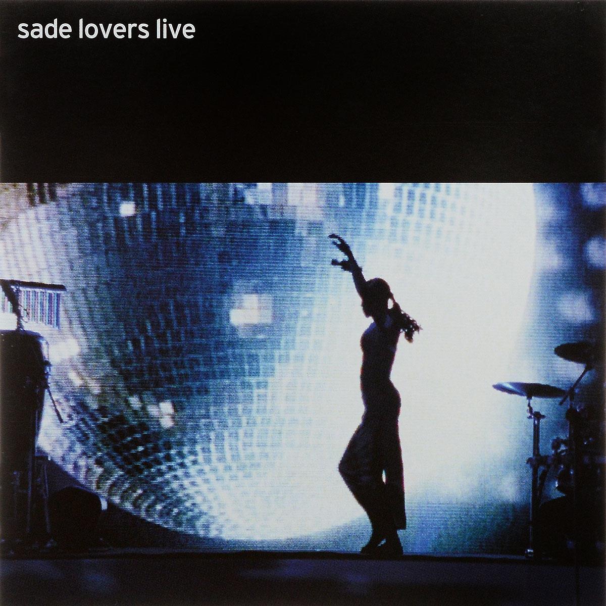 Шаде Sade. Lovers Live sade lovers rock lp