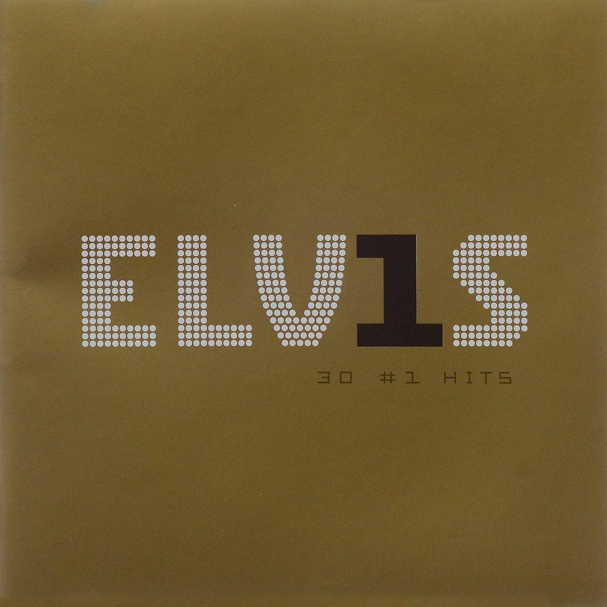 Элвис Пресли Elvis Presley. Elvis 30 #1 Hits elvis presley elvis presley 30 1 hits 2 lp