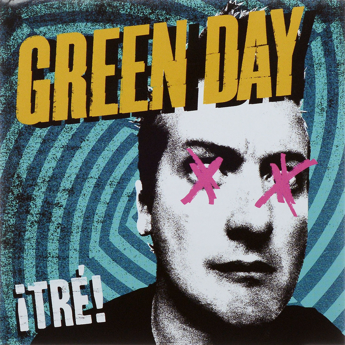 Green Day Green Day. Tre!