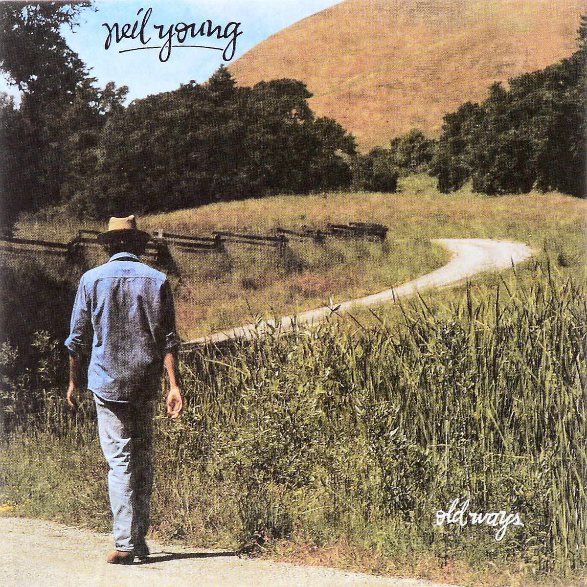 Neil Young. Old Ways