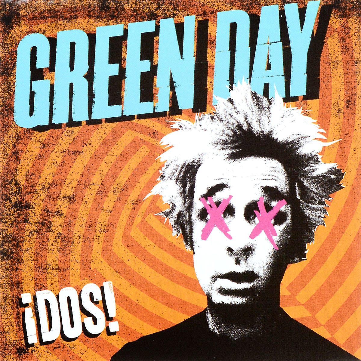 Green Day Green Day. Dos! green day green day awesome as fuck cd dvd