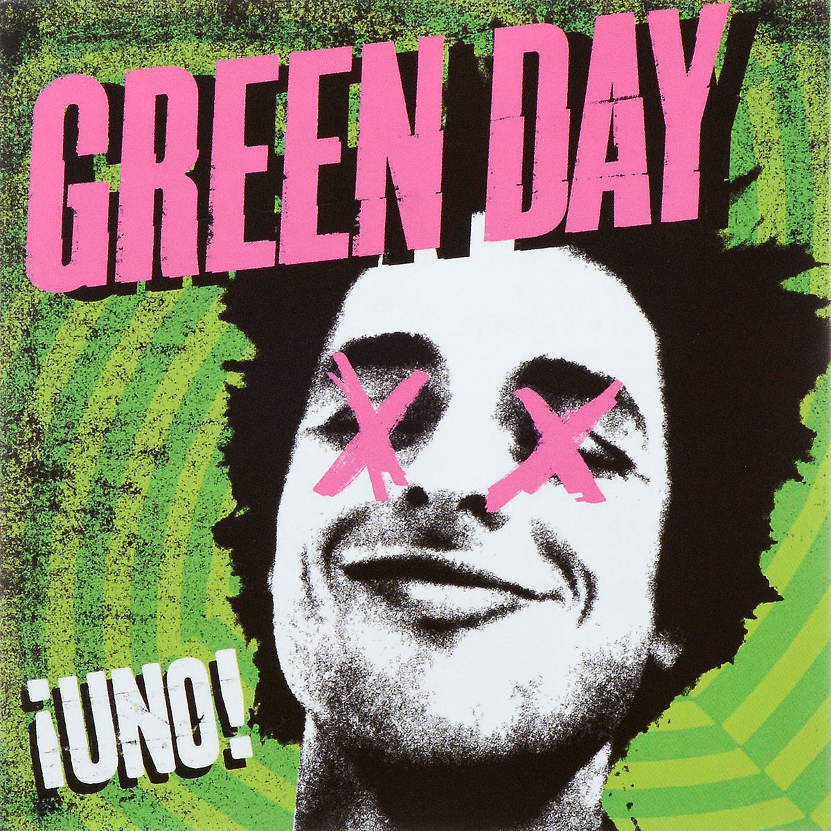 Green Day Green Day. Uno! green day green day awesome as fuck cd dvd