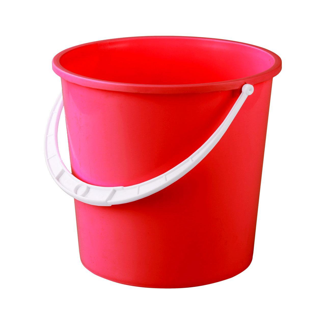 Ведро Альтернатива Крепыш, цвет: красный, 7 лК342_красныйВедро Альтернатива Крепыш изготовлено из высококачественного одноцветного пластика. Оно легче железного и не подвержено коррозии. Ведро оснащено удобной пластиковой ручкой. Такое ведро станет незаменимым помощником в хозяйстве. Диаметр (по верхнему краю): 25 см.Высота: 22 см.