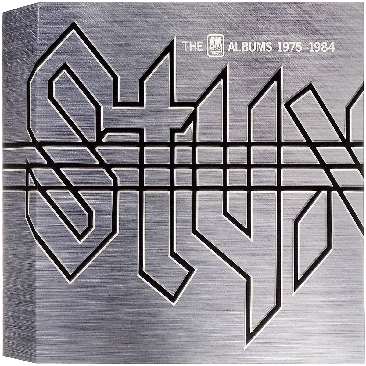 Styx Styx. The A&M Years 1975-1984 (LP) styx styx caught in the act 2 lp