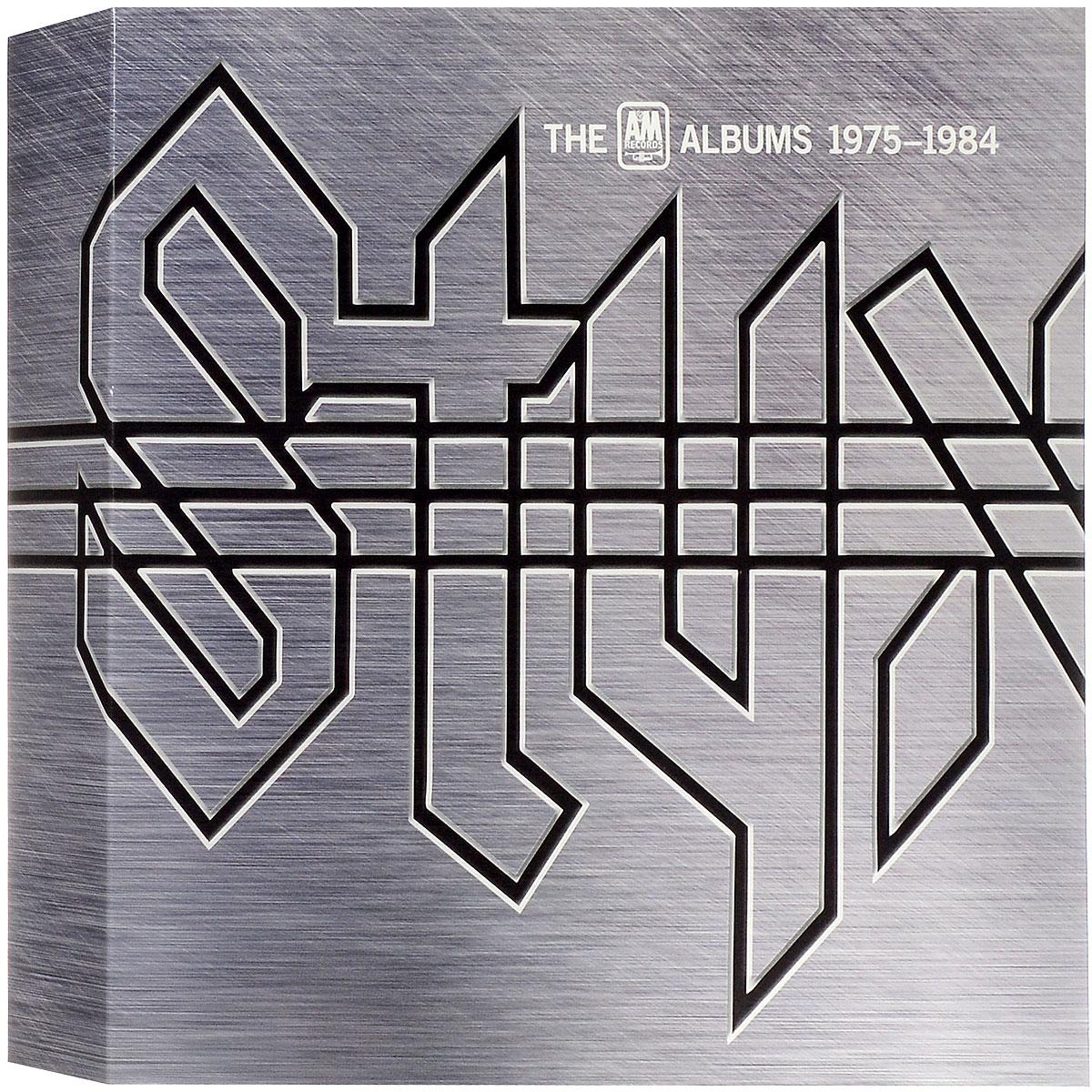 Styx Styx. The A&M Years 1975-1984 (LP)