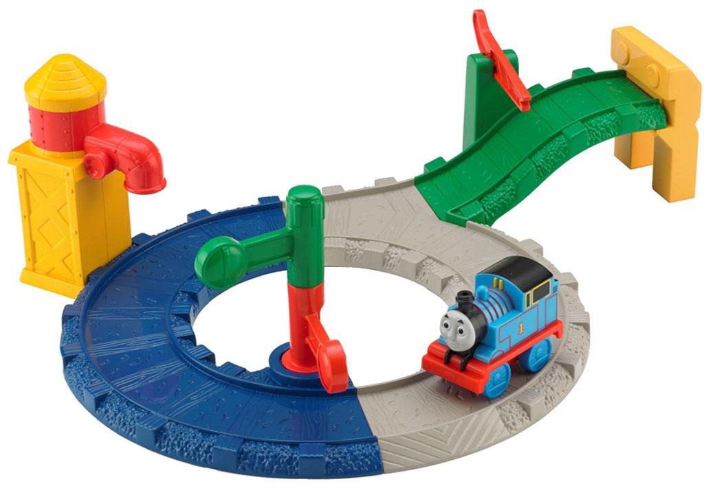 Thomas&Friends Игровой набор Первая доставка грузов Томаса