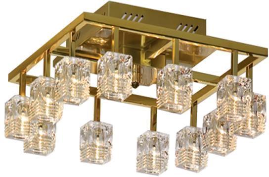Потолочный светильник Lussole Palinuro LSA-7917 12LSA-7917 12