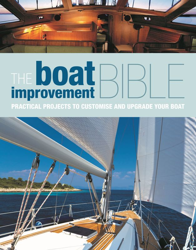 The Boat Improvement Bible girl on the boat