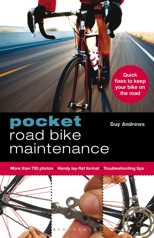 Pocket Road Bike Maintenance on the road