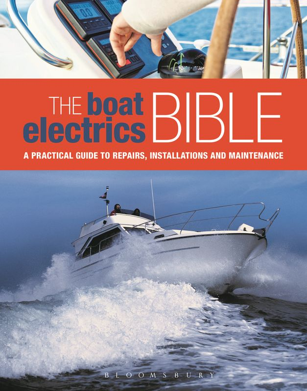 The Boat Electrics Bible girl on the boat