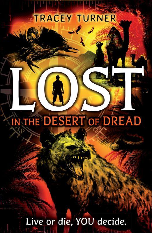 Купить Lost... In the Desert of Dread
