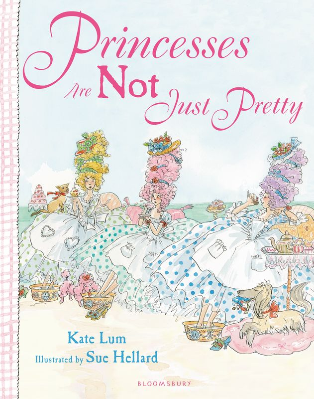 Princesses Are Not Just Pretty not just a witch
